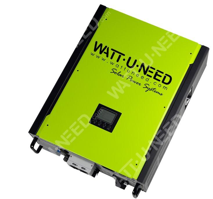 Onduleur hybride 10kW injection réseau - stockage Multisolar