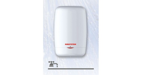 Water heater LB 10-15 AS wall-hung above sink