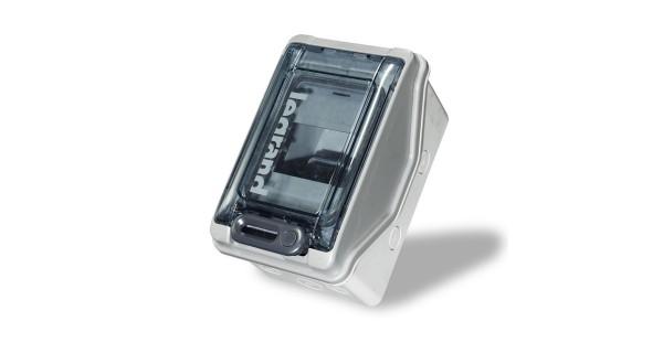 Waterproof box legrand 4