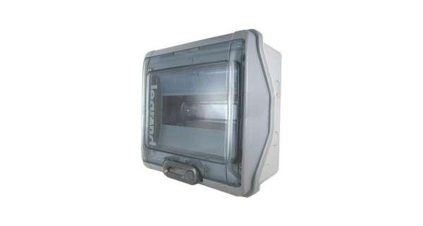 Legrand waterproof box 8 modules