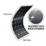 Panneau solaire 12V MX FLEX PROTECT 100Wc