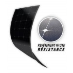 Panneau solaire 12V MX FLEX Protect Full Black 100Wc Back Contact