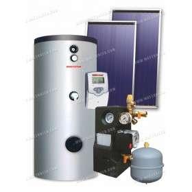 Kit solaire SunSystem pour eau chaude - 300L