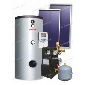 Solar kit SunSystem for hot water - 300L