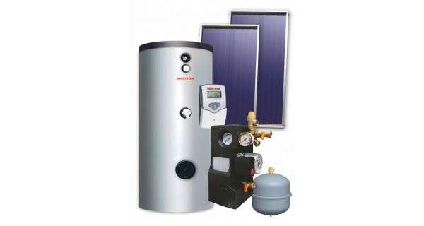 Kit solaire SunSystem 300L