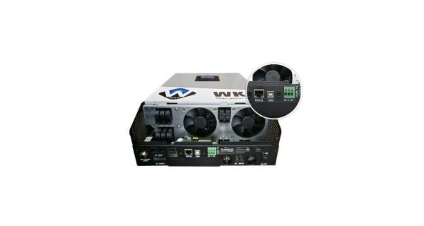 Onduleur hybride WKS Plus 3 kVA 48V