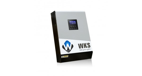 WKS Plus 3 kVA 48V hybrid inverter