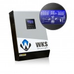 WKS Plus 2 kVA 48V hybrid inverter (110 Volts output)