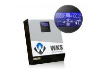 Onduleur hybride WKS 1 kVA 24V