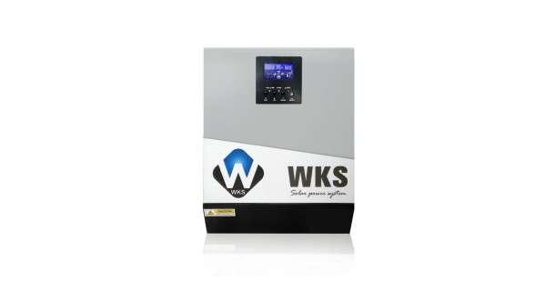 WKS 1 kVA 24V hybrid inverter
