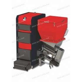 Dual chamber boiler 35kW BURNiT CombiBurn