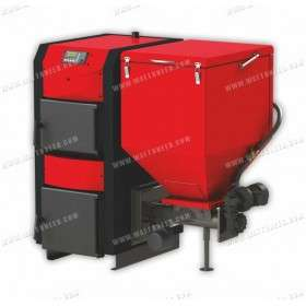 Combined boiler BURNiT UB 35kW to 90kW