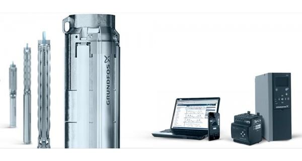 Immersed pump Grundfos SP 9