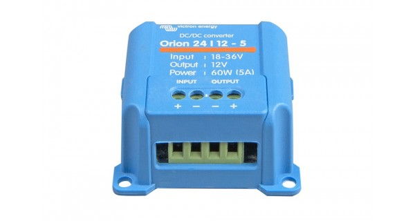 Victron Orion DC-DC Converters - not isolated
