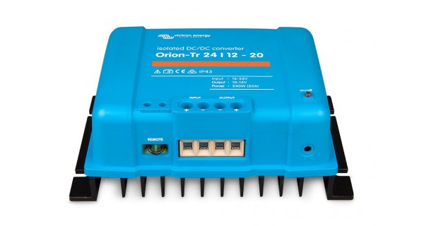 Victron Orion DC-DC Converters - isolated