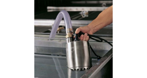 Grundfos pump Unilift KP for lifting and sanitation