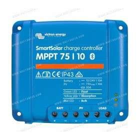 Régulateur MPPT Victron SmartSolar 75/10-15 & 100/15-20