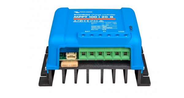Régulaetur MPPT Victron SmartSolar 75/10-15 & 100/15-20