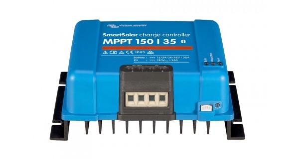 Régulateur Victron SmartSolar 150/35 12/24/36/48V