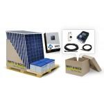 Self-consumption kit 12 solar panels