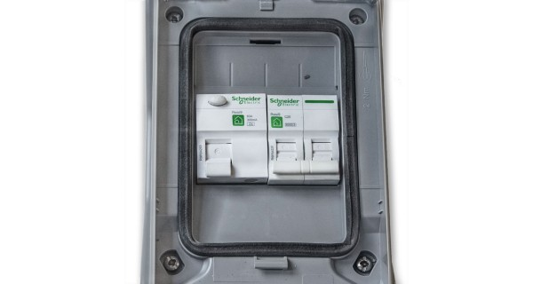 DC 230V single phase Protection Box