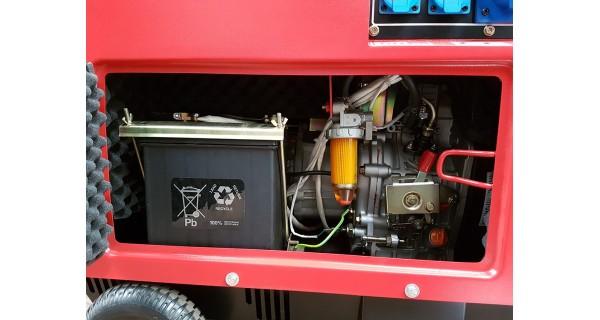Kit NanoMag 3000 tpm - 6 KW avec démarrage automatique (ATS)