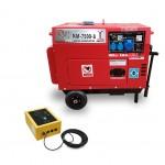 Kit NanoMag 3000 tpm 6 KW avec démarrage automatique (ATS)