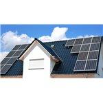 Installations solaire de 20 panneaux 5kW