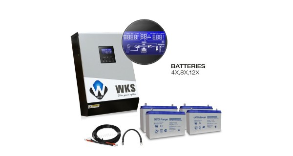 Kit anti-coupure WKS 3 kVA 48V