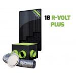 Kit aérovoltaïque R-VOLT PLUS 18 panneaux sans booster