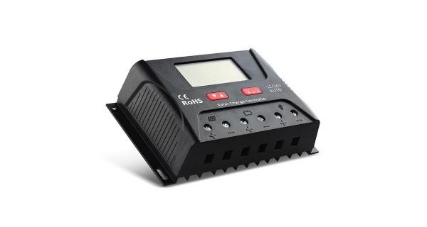 Régulateur solaire SRNE PWM HP 24V 10A et 20A