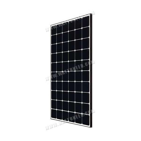 monocrystalline solar panel lg 370wp neon r for on grid. Black Bedroom Furniture Sets. Home Design Ideas