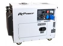 Groupe électrogène mono insonorisé 6,5kW DG-7800SE