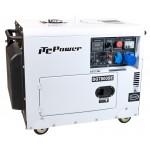 Groupe électrogène mono insonorisé 6,5kW avec ATS DG-7800SE