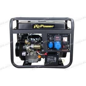 Generator 7.1kkW mono dry contact GG9000LE