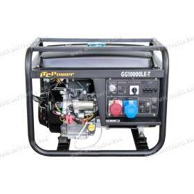 Generator set 7.5kkW dual-voltage dry contact GG10000LE-T