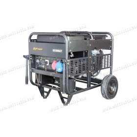 Generator set 9kkW dual-voltage dry contact GG12000LE-T