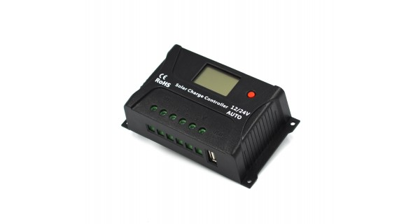 Solar Controller SRNE PWM HP 24V 10A and 20A