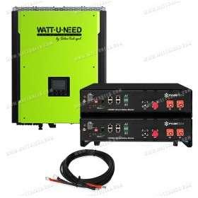 Kit Multisolar 3kVA lithium