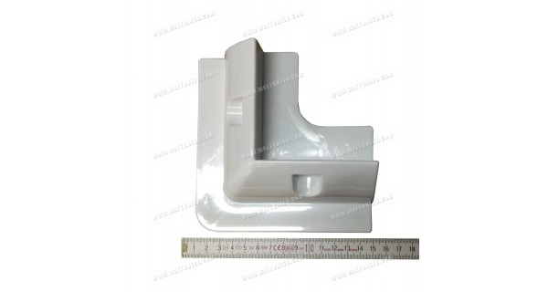 Square brackets for mouting panel on motorhome