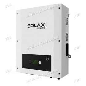 Onduleur triphasé SolaX X3 ZDNY-TL10000