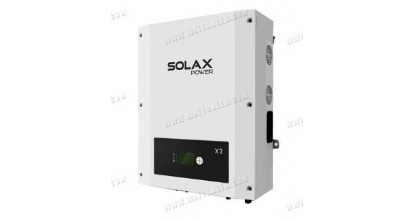 Single Solar Inverter SolaX X1 Boost 3.0T