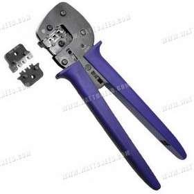 Crimping pliers for MC4 connectors