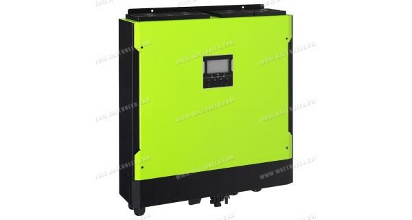 Onduleur hybride monophasé MultiSolar Plus 5 kVA