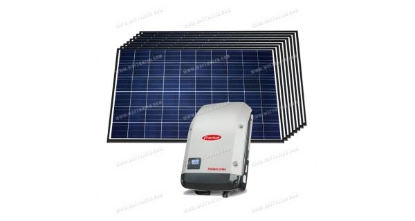 panneau solaire 8000w