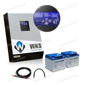 Uninterruptible power supply WKS 1 kVA 24V