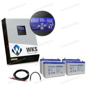 Uninterruptible power supply WKS 3 kVA 48V