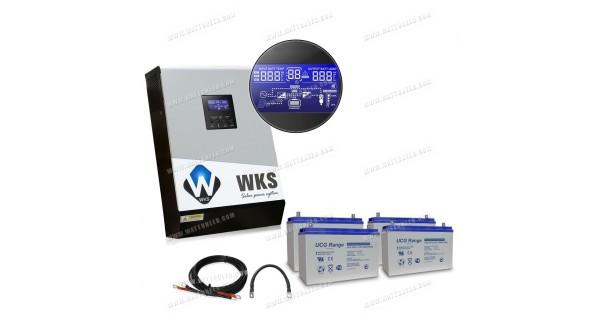 Kit anti-coupure WKS 3 kVA 48V