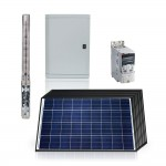 Système de pompe solaire 2,2 kW