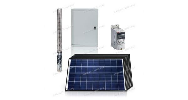 Système de pompe solaire 11 kW